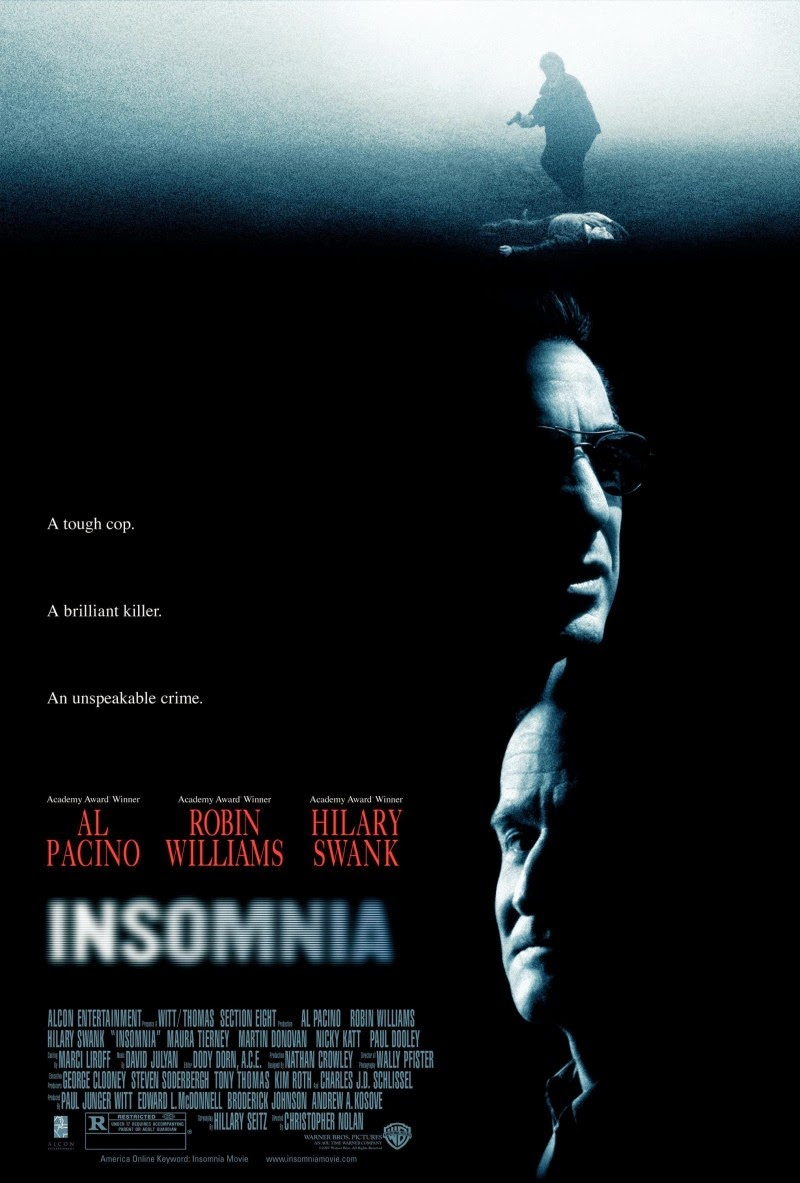 Insomnia (2002) Film Review | 100 Day Film Challenge – Day ...